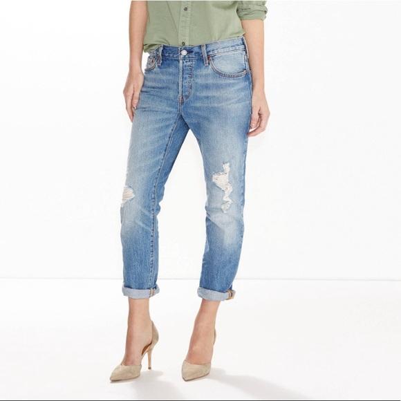 d9418d67 Levi's Jeans   Nwt Levis 501 Ct Boyfriend Size 28   Poshmark